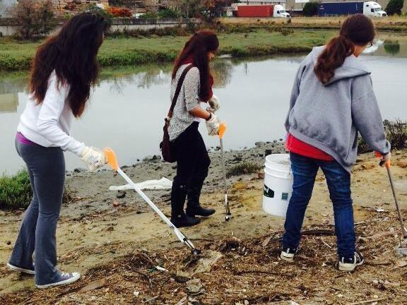 Coastal Clean-up Saturday 9/20
